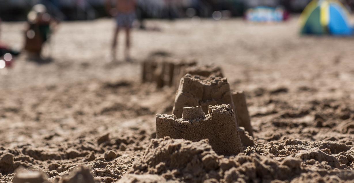 corporate sandcastles